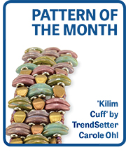 'Kilim Cuff' by 