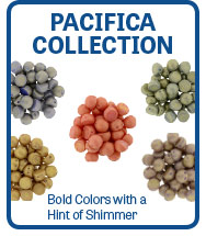 Pacifica Collection CzechMates Cabochon